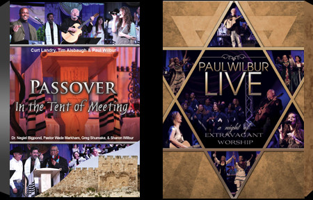 Passover In the Tent of Meeting & Paul Wilbur Live